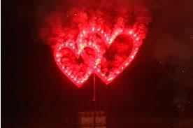 картинка горящие сердца