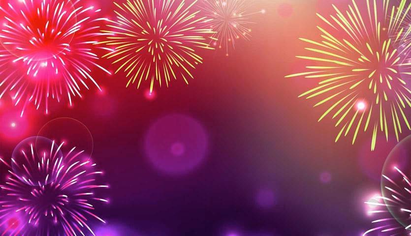 Fireworks displays PIROMAX